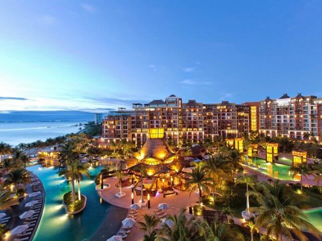 Tips of hotels in Cancun