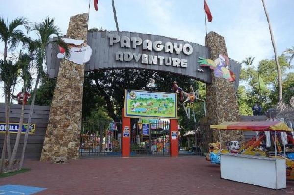 Papagayo Park in Acapulco