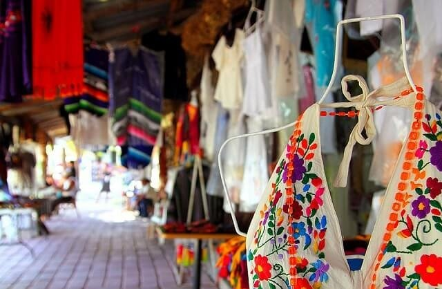 Shopping in Acapulco