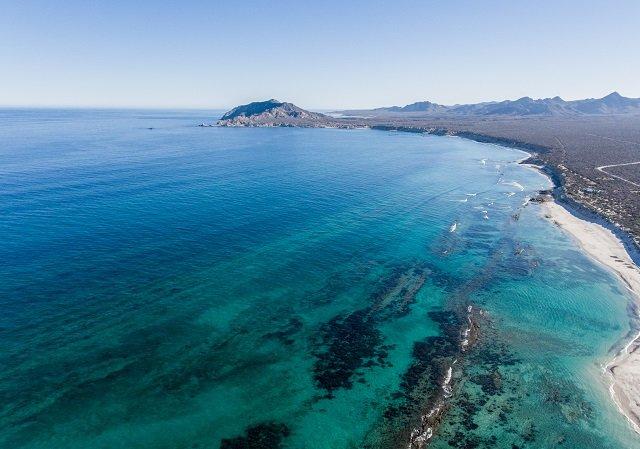 Cabo Pulmo National Marine Park in Los Cabos