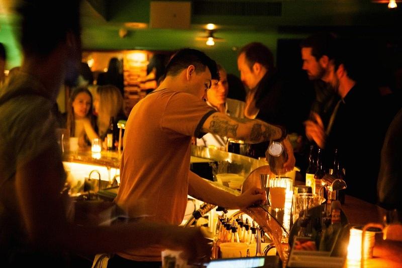 Bar in Tijuana