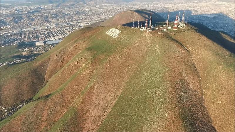 Cerro Colorado in Tijuana