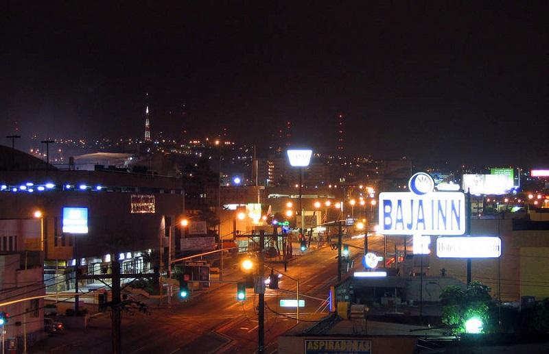 Night in Tijuana