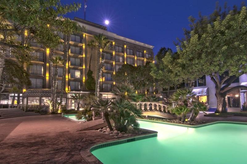 Luxury hotel in Tijuana