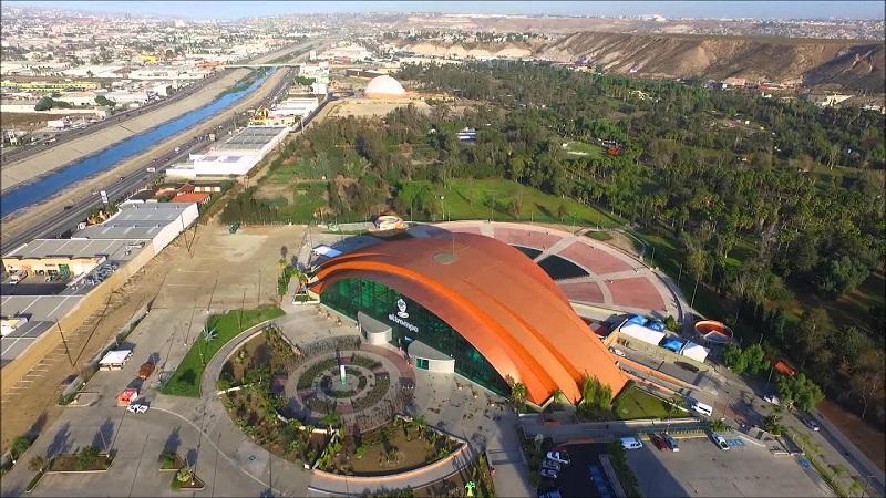 El Trompo Museum in Tijuana