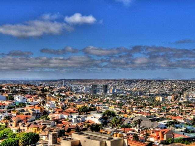 Climate and temperature in Tijuana