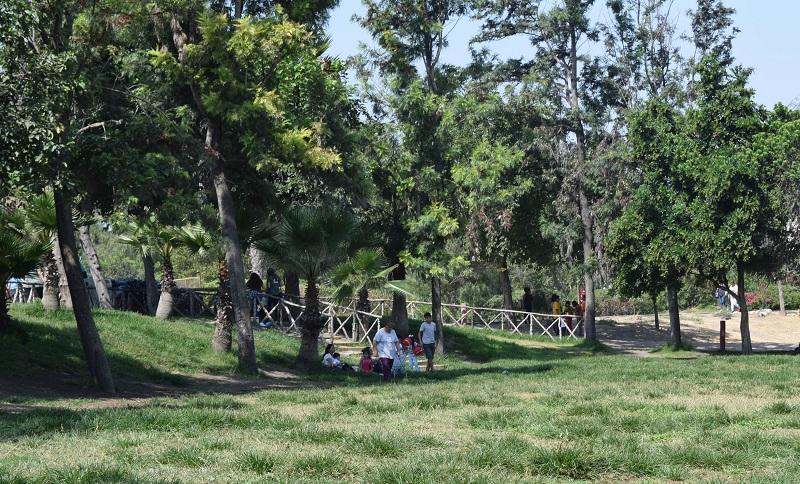 Morelos Park in Tijuana