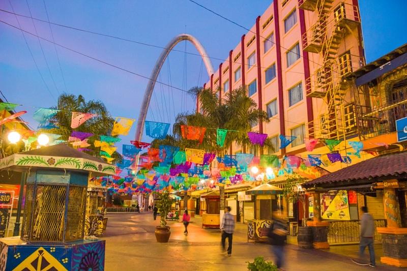 Street walk in Tijuana