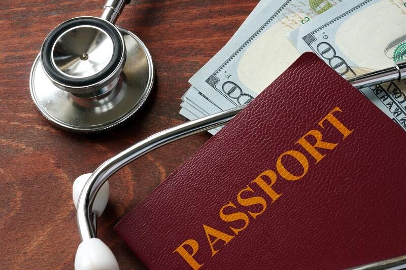 Passport and International Travel Insurance