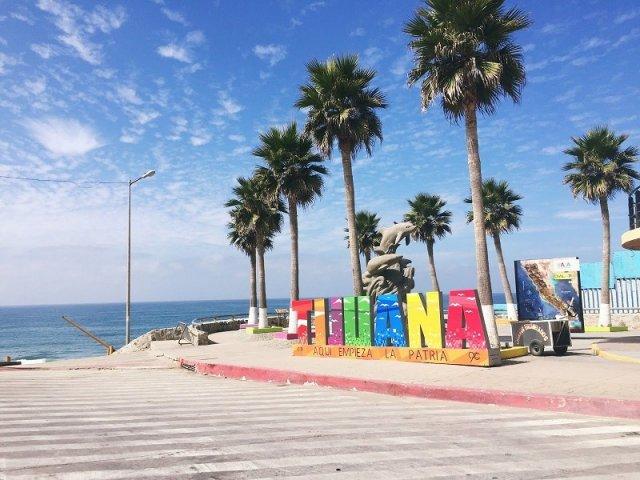 Tijuana sign