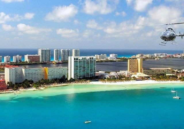 How to find promotional airline tickets to Cancun