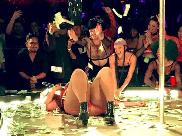 Strip Club in Tijuana