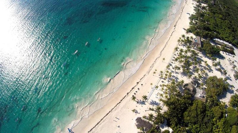 Paraiso Beach in Tulum