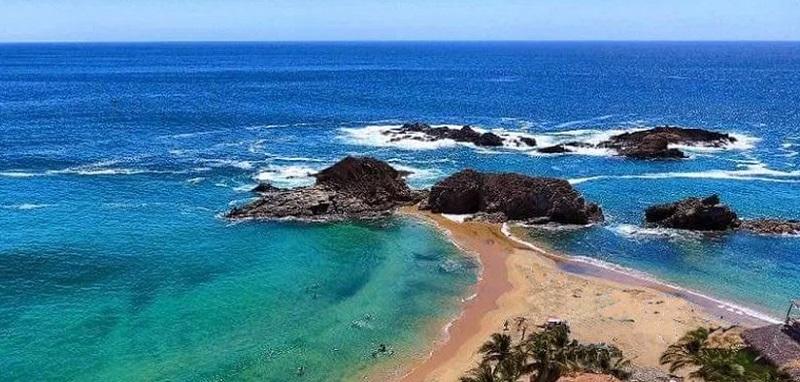 Mazunte Beach in Puerto Escondido