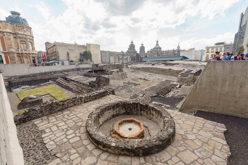 Templo Mayor Museum in Mexico City