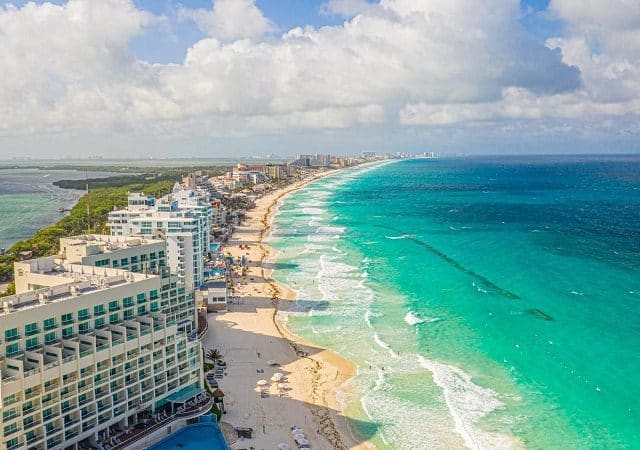 How much does a trip to Cancun cost?