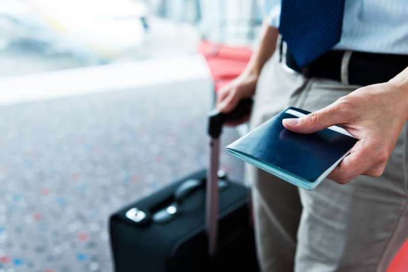 Documents for travel abroad