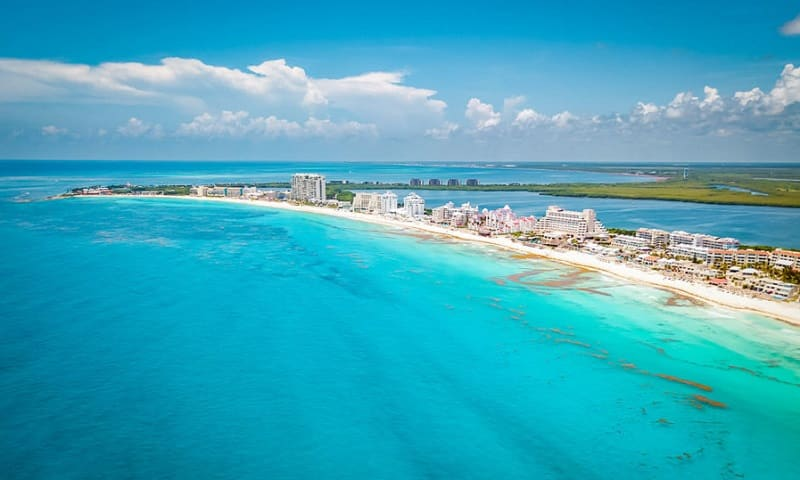 Natural beauty in Cancun