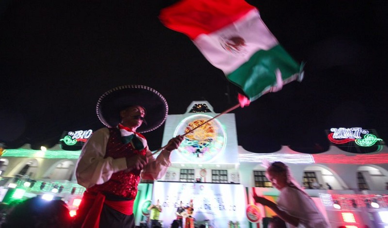 Cry of Independence in Mexico