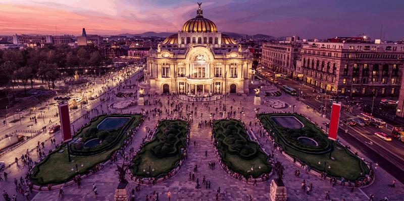 Mexico City Center