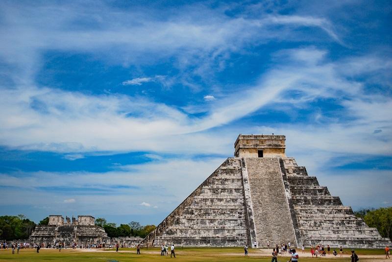 Chichén-Itzá in Mexico